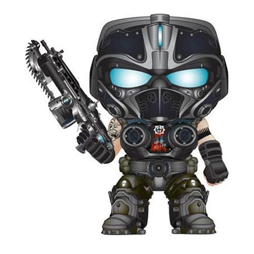 [IN-STOCK] Funko Pop! Gears of War Clayton Carmine