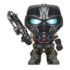 Funko Pop! Gears of War Clayton Carmine - Otaku Toy Collection LLC