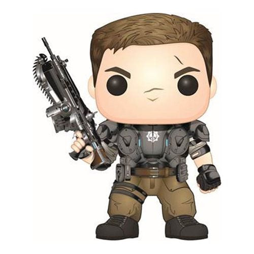 Funko Pop! Gears of War Armored JD Fenix In-Stock