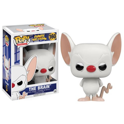 [In-Stock] Funko Pop! Pinky and The Brain Cartoon The Brain
