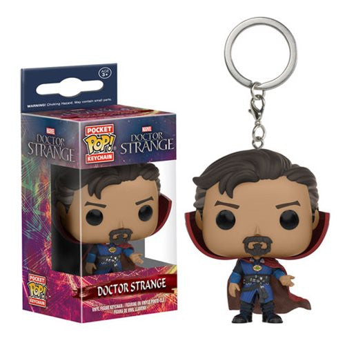 Funko Pop! Key Chain Doctor Strange Movie - Doctor Strange - Otaku Toy Collection LLC