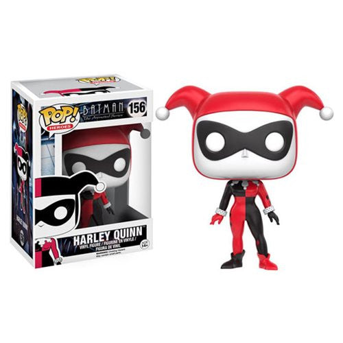 Funko Pop Batman: The Animated Series Harley Quinn - Otaku Toy Collection LLC