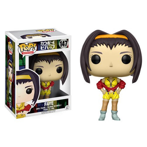 [In-Stock] Funko Pop Cowboy Bebop Faye