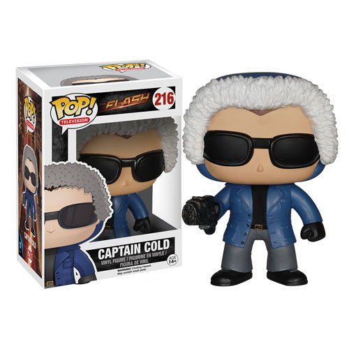 Funko Pop! DC Comics Flash TV Series Captain Cold