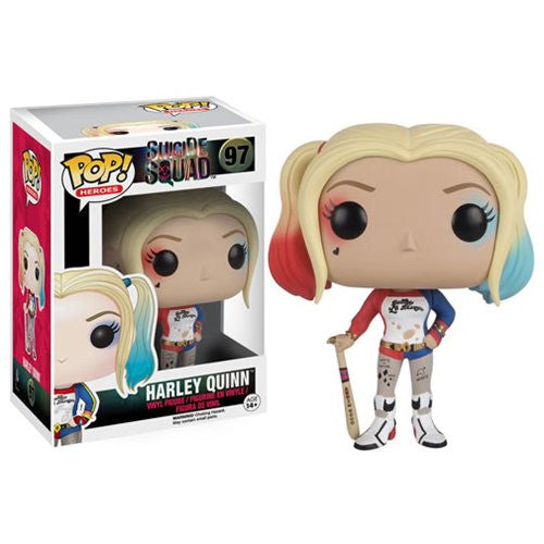 Funko Pop! DC Comics Suicide Squad Harley Quinn - Otaku Toy Collection LLC