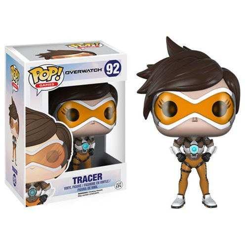 Funko Pop! Overwatch Tracer - Otaku Toy Collection LLC