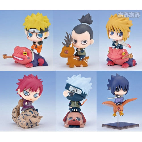 [In-Stock] Petite Chara Land Naruto Kuchiyose no Jutsu Box Set