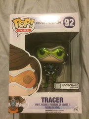 Funko Pop! Game Overwatch Tracer Sporty Skin Loot Crate Exclusive
