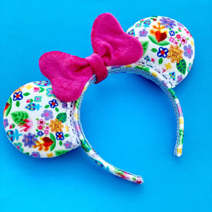 Hello Goodbye Small World Handmade Ears