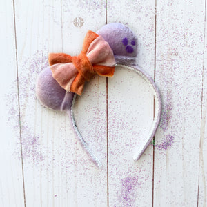 Plush Figment Mini Minnie Ears