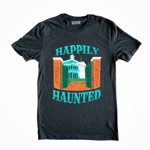 Happily Haunted Tee