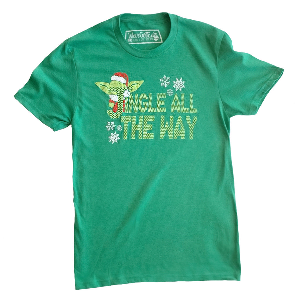 Jingle All The Way Tee