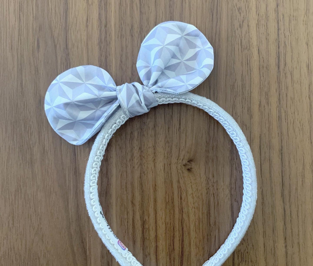 Space Dome Knot Ear Headband