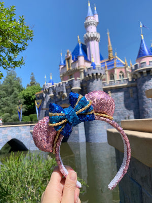 Sleeping Beauty Castle Mini Minnie Ears