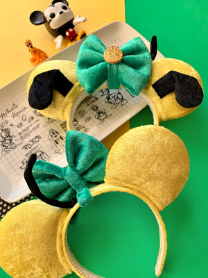 Plush Pluto Handmade Ears