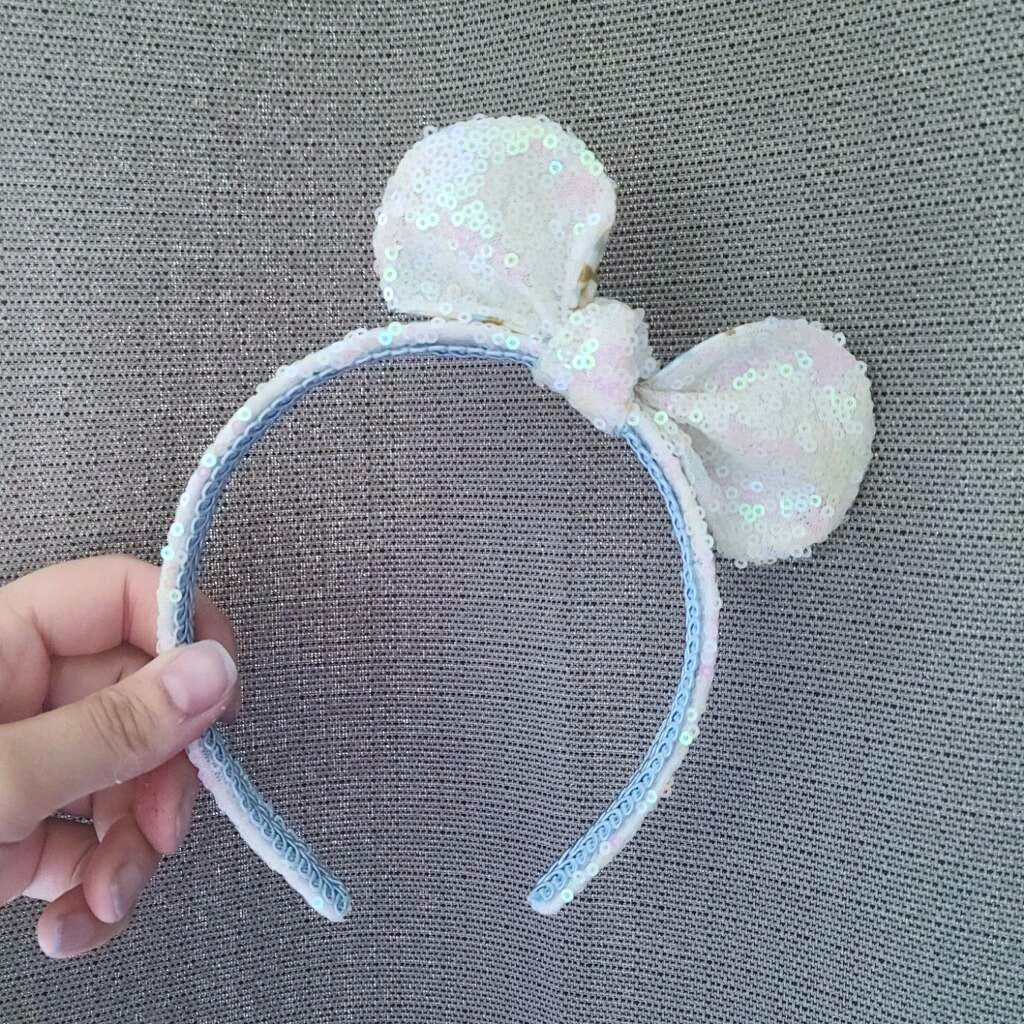 Small World Knot Ear Headband