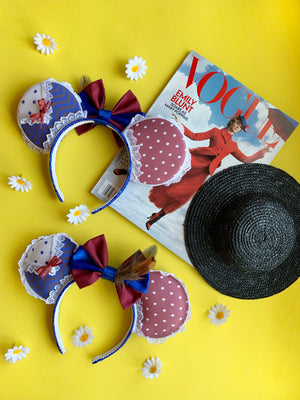 Mary Poppins Returns Handmade Ears
