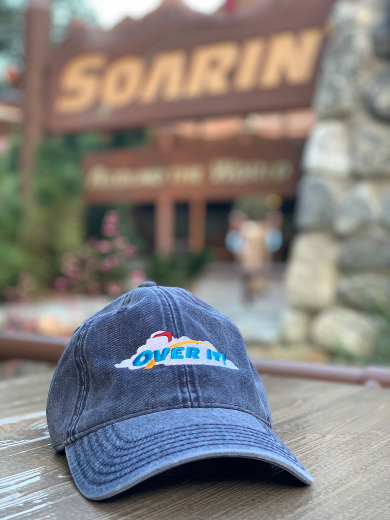 [Soarin'] Over It Cotton Twill Cap