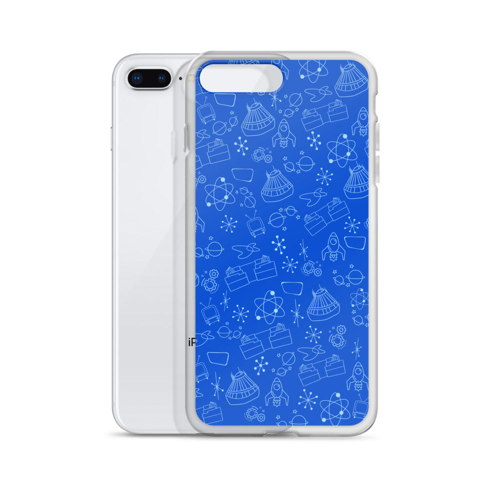 Tomorrowland WDW iPhone Case