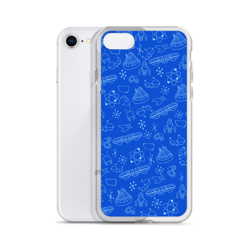Tomorrowland DLR iPhone Case