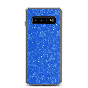 Tomorrowland WDW Samsung Case