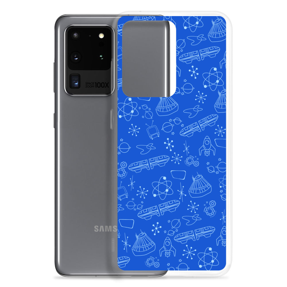 Tomorrowland DLR Samsung Case