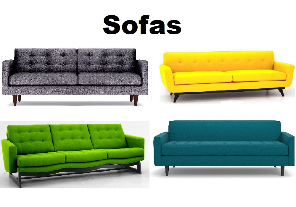 Sofas - Choose a fabric