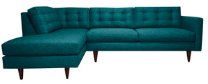 "Elmwood 2pc Sectional Left Facing 108""W x 68""L"