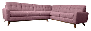 "Venice 2pc Sectional Left Facing 112""W x 89""L"
