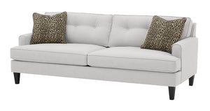"Olivia 84"" Sofa with Down Wrapped Seats"