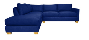 "Nova Sectional Left Facing 103""W x 87""L"