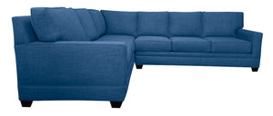 "Loft 2PC Sectional Right Facing 111""w x 90""d"