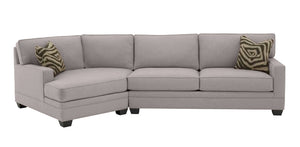 Loft 2PC Sectional Left Facing 135""