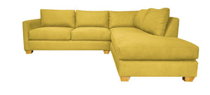"Nova Sectional Right Facing 103""W x 87""L"