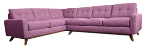 "Venice 2pc Sectional Right Facing 112""W x 89""L"