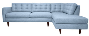 "Elmwood 2pc Sectional Right Facing 108""W x 68""L"