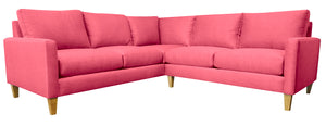 "Verona 2pc Sectional Right Facing 93""W x 93""L"