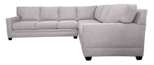 "Loft 2PC Sectional Left Facing 111""w x 90""d"