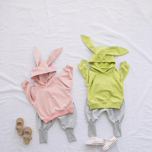 Bunny Outfit Set