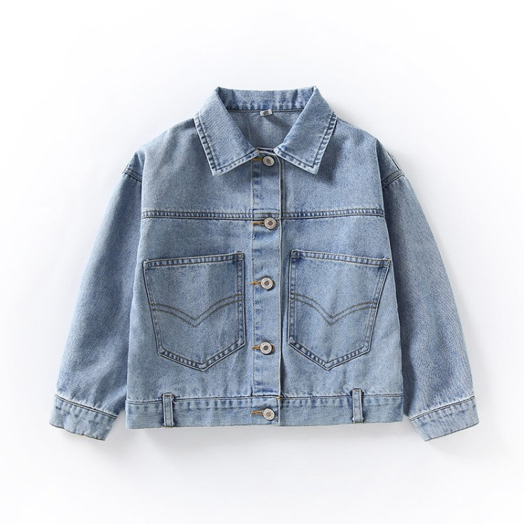 Double Pocket Jean Jacket