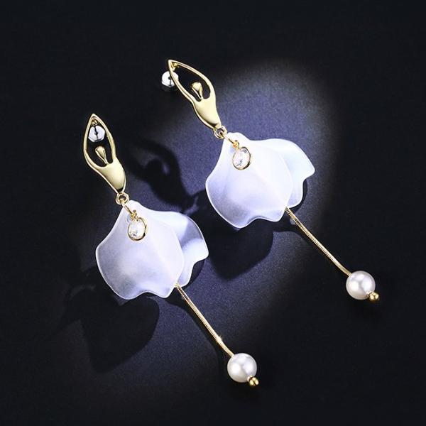 Ballerina Earrings
