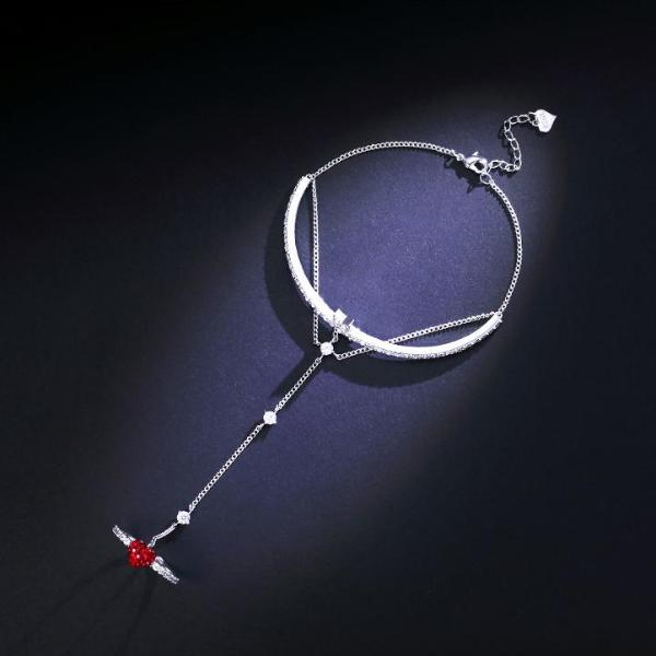 Cupid Ring Bracelet