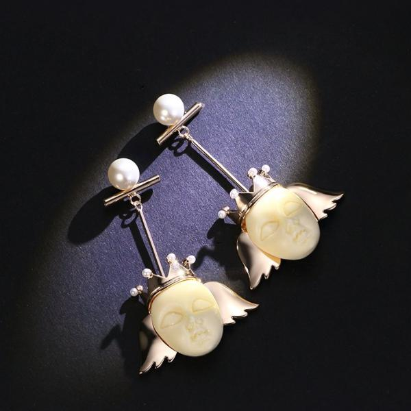 Angel Earrings