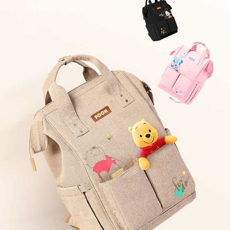 Disney Friends Adventure Diaper Bag (Special Deal)