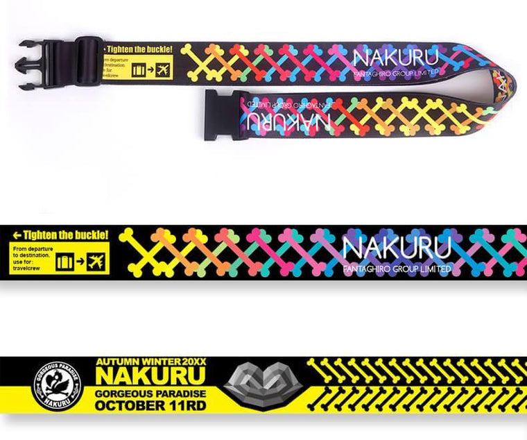 Nakuru Luggage Strap