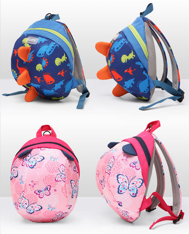 Dino/Butterfly Safety Harness Backpack