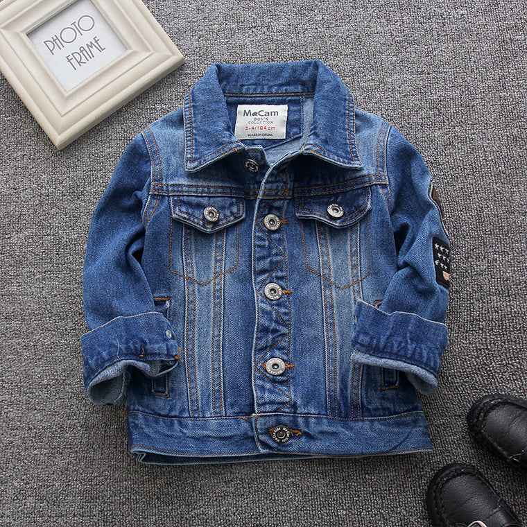 Denim California Jacket