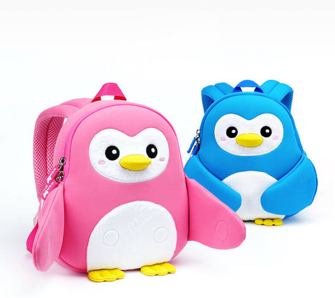 Mini Penguin Backpack