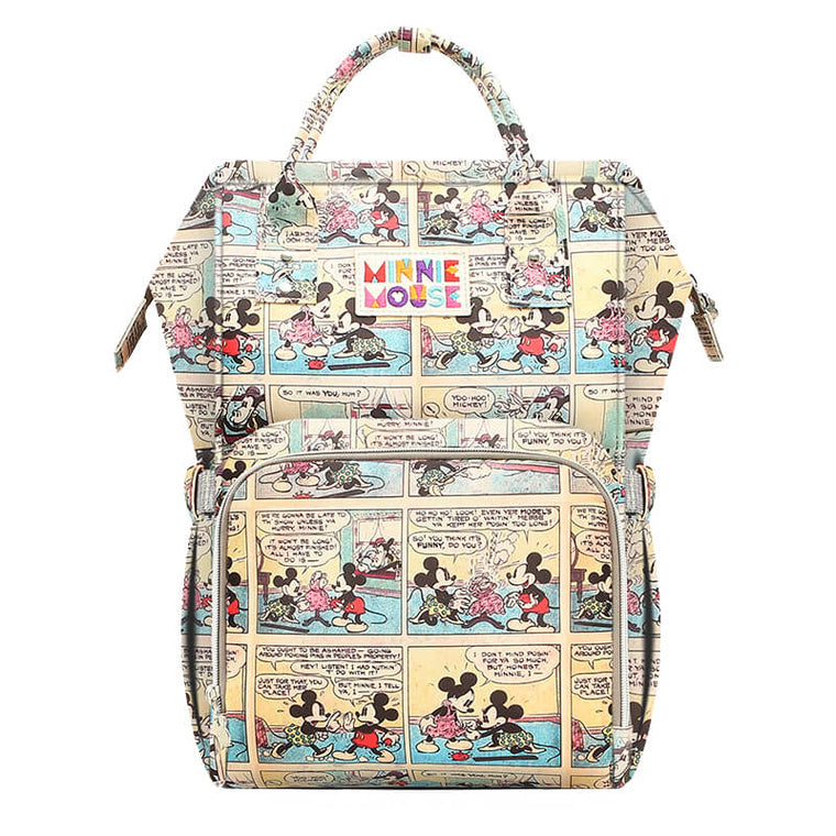 Disney All Over Print Diaper Bag Collection