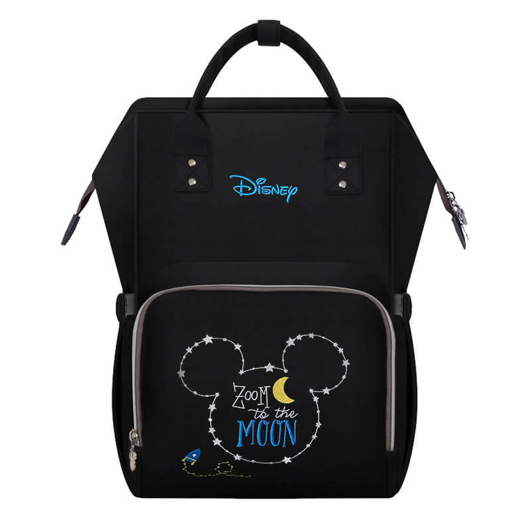 Disney Embroidered Diaper Bag